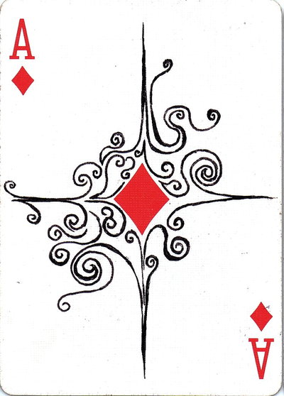 in your cards